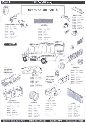 School Bus Parts Diagram on partslist
