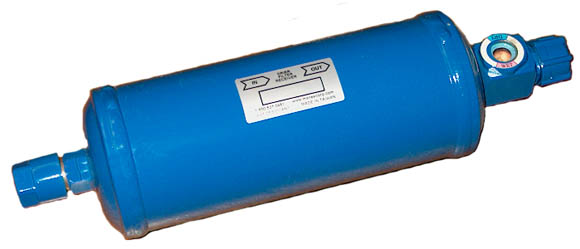 filter driers for school bus air conditioning