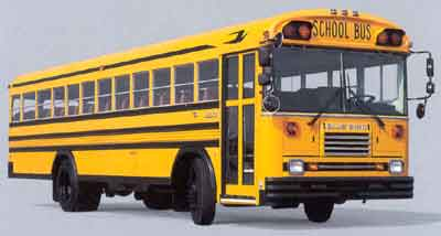 Blue Bird School Bus Parts