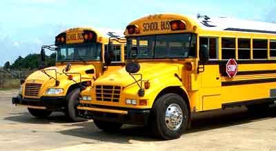 blue bird bus parts