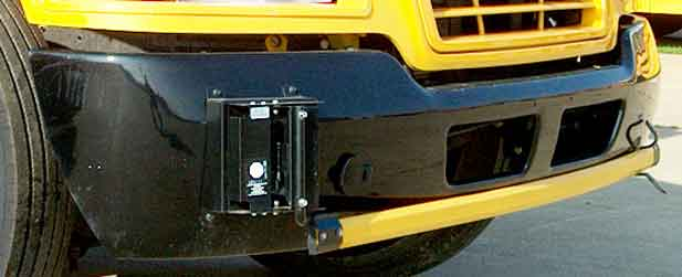 Specialty Crossing Arms For School Buses