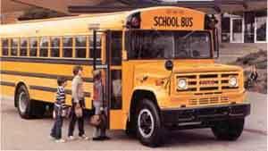 GMC School Bus Parts