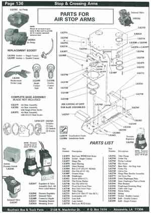 Ic Bus Crossing Arm Wiring Diagram - wiring diagrams schematics