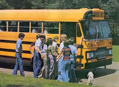 Superior School Bus Body Parts