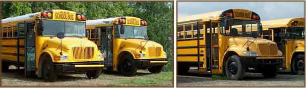 Wiper Parts For IH-IC School Buses